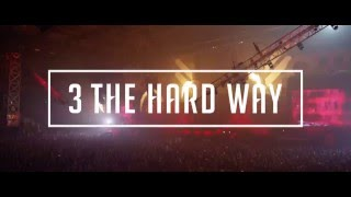 3 The Hard Way - Strength.Domination.Power.  (live at Hard Bass 2016)