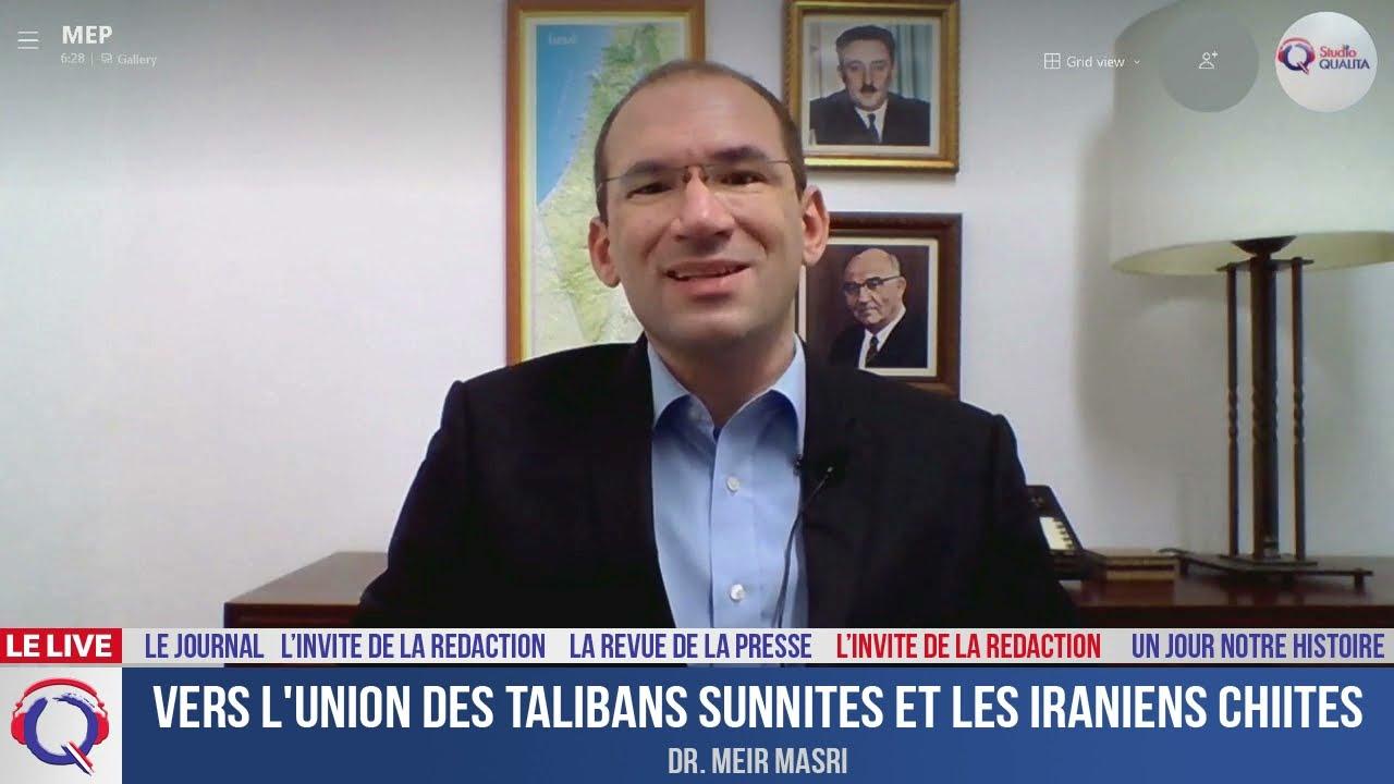 Vers l'union des Talibans sunnites et les iraniens chiites - L'invité du 29 aout 2021