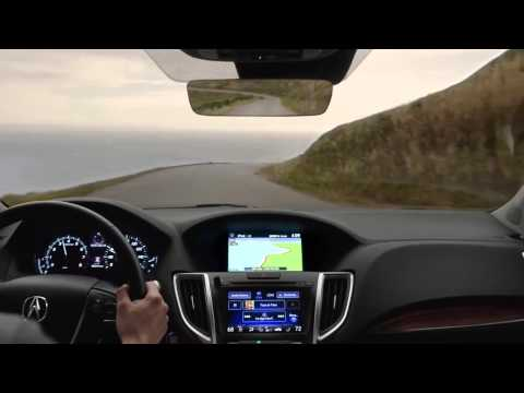 2015 TLX Song commercial