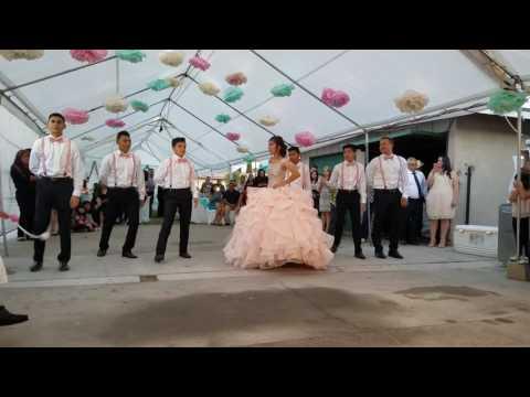 Quinceañera - thalia - vals - Etherea Dance Studio