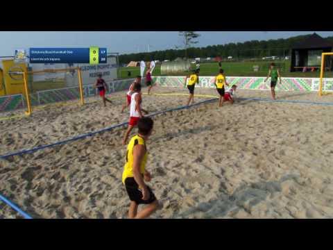 CBT 2016 -Goteborg BHC vs  LIoret Beach Espana - Group Man