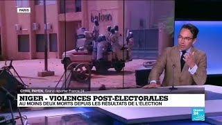 Niger : les violences post-électorales continuent