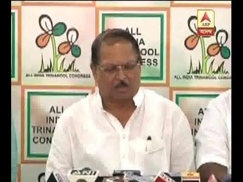 TMC leader Subrata Mukherjee opposes strike