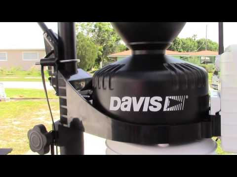 Davis Vantage Pro 2 Wireless Home Weather Station Complete Review
