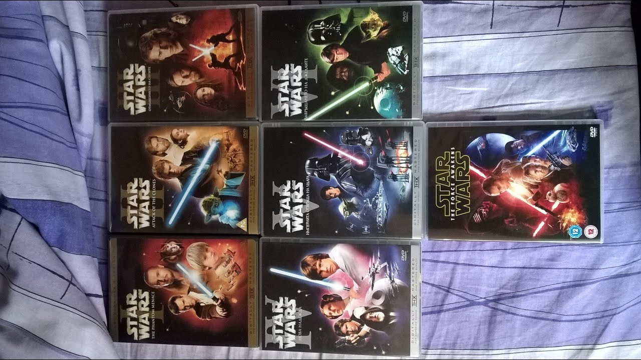 how to watch all star wars movies
