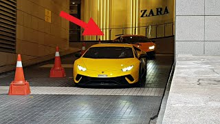 Loud Lamborghini vs Normal Lamborghini Sound & Accelerations in Malaysia!!!