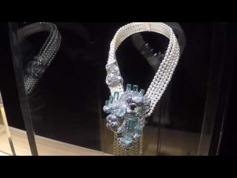Mastery of an Art: Van Cleef & Arpels High Jewellery and Japanese Crafts