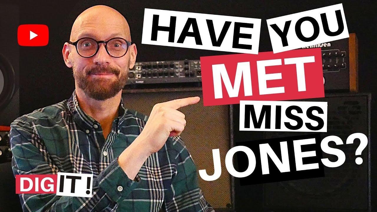 Have You Met Miss Jones Jazz Guitar Lesson