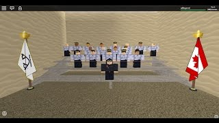 I am Back With RCMP ROBLOX