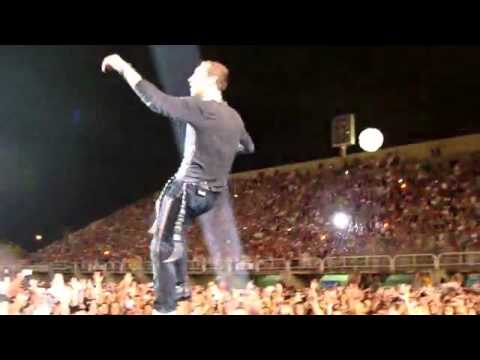 Coldplay - 08. Fix You  Live in Rio 2010 [HD] Multicam