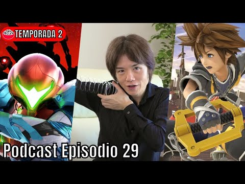 🔴🎙️Podcast -T2- capítulo 29- Metroid Dread, Nintendo OLED, Filtración Twitch 🔴🎙️