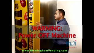 Mei Series 2000 Bill Acceptor Training Video by MEI brought to you by Birmingham Vending.flv