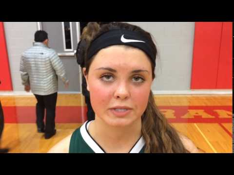 Freeland senior Jessica Piper leads Falcons to regional title