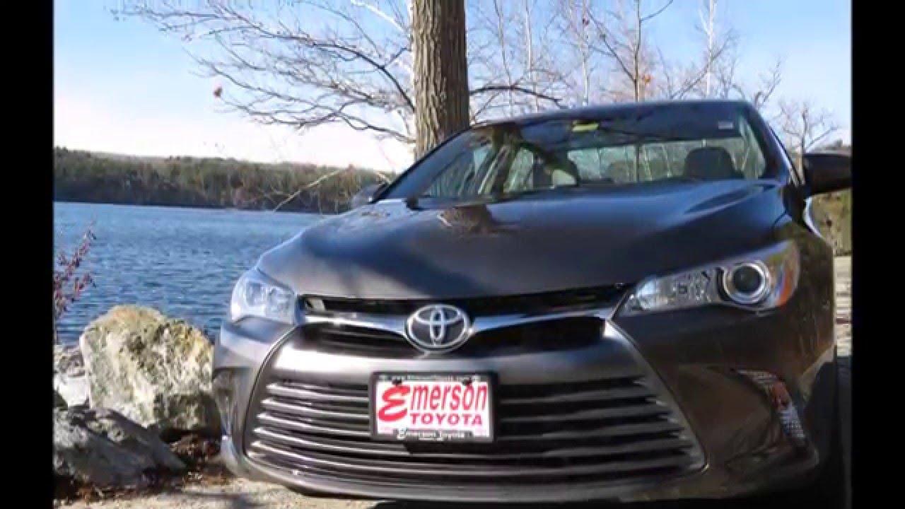 Emerson Toyota 2016 Toyota Camry