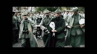 WORLD WAR 1 BATTLES OF WW1 GERMAN FRENCH COLOR COMBAT FOOTAGE WESTERN FRONT 1914 ARMY TACTICS PART 2