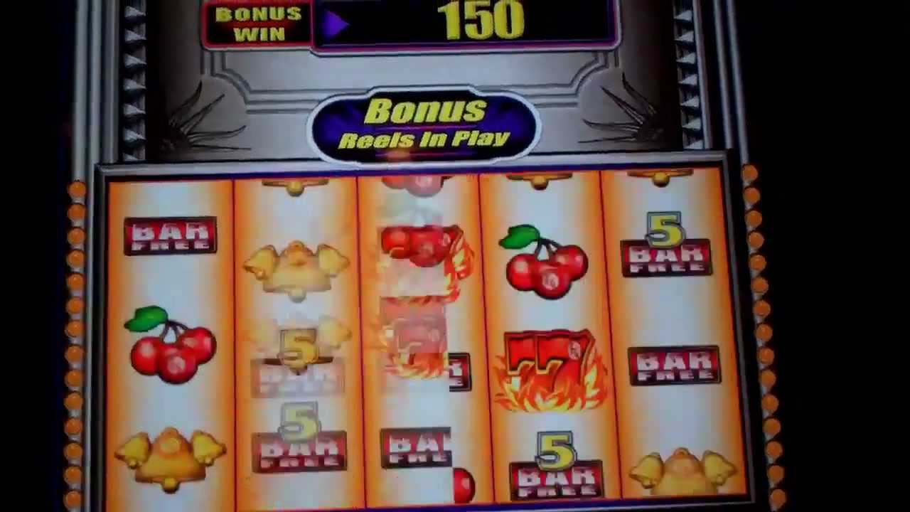 Quick hit slots what is the xp bonus bar