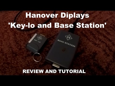 REVIEW & HOW-TO GUIDE! | Hanover Displays Keylo and Basestation (for Deric+ and Eric+ Controllers)