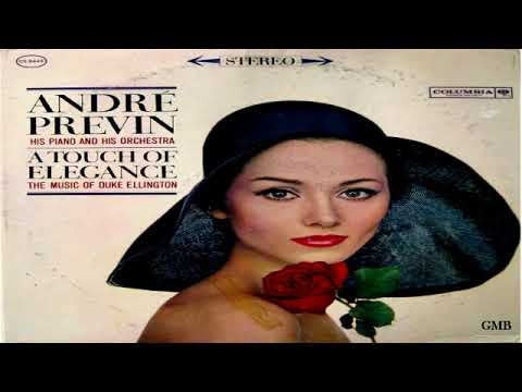 André Previn His Piano And His Orchestra* – A Touch Of Elegance: The Music Of Duke Ellington  GMB