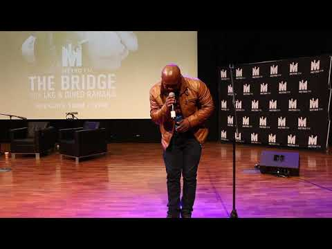 Semito performs at #TheBridgeLive after show