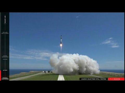 euronews (deutsch): Erfolgreicher Raketenstart für