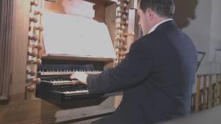 Luxembourg Organ Competition-Trio Sonata No. 6 in G major J.S. Bach