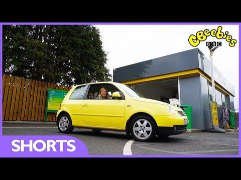 CBeebies | Do You Know? | Inside a carwash