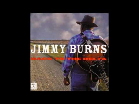 JIMMY BURNS (Dublin, Mississippi, U.S.A) - Country Boy In The City