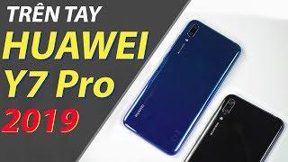 Trên tay Huawei Y7 Pro 2019: Bản rút gọn của Huawei Y9 2019