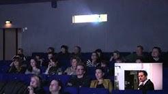 Heiratsantrag im Kino, die Vorstellung (mit Film Einblendung)