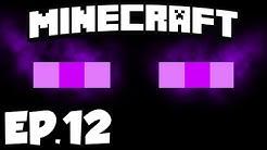 Minecraft: Enderbent Ep.12 - SWAN DIVE!!!