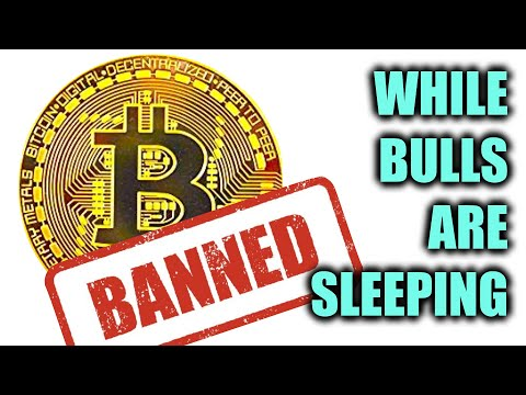 Bitcoin Is Preparing (probably To Dump). Youtube Is Banning Crypto Channels.