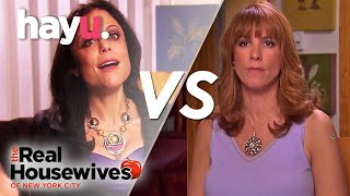 Bethenny VS Jill: The Charity Event // The Real Housewives of New York City
