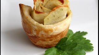 HOW TO Make Vegan Potato Roses