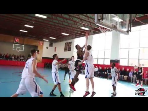 """Putnam Science Academy's Zach Brown 17' & Mamadou Diarra 16"""" UCONN Commits (Raw Highlights)"""