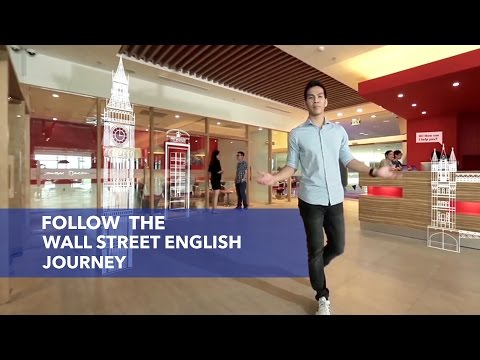 Follow the Wall Street English Journey