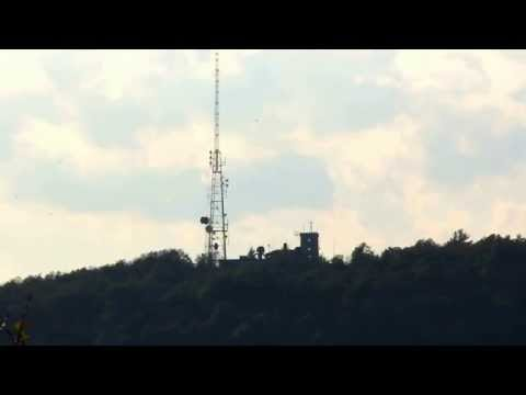 """Blue Hill Time-lapse, """"Isotropic Radiator"""" - October 17, 2014"""