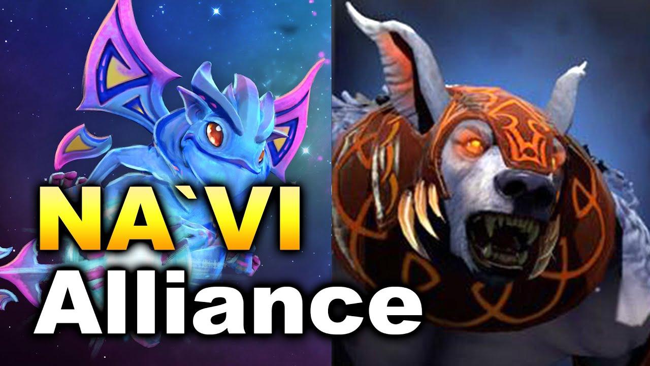 Download NAVI vs Alliance - EL Clasico! + LVL 1 Rosh - TI6 Dota 2