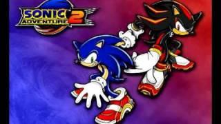 Sonic Adventure 2/Battle - Believe in Myself Instrumental