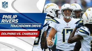 Philip Rivers Leads Explosive TD Drive vs. Miami | Dolphins vs. Chargers | NFL Wk 2 Highlights