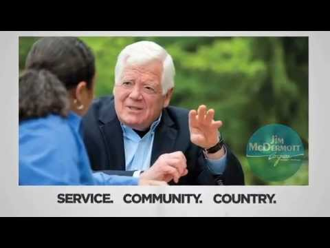 Jim McDermott - Values