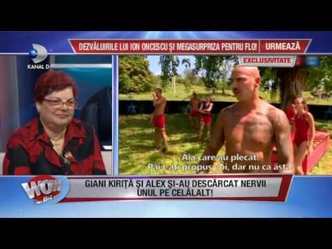 WOWBIZ (19.03.2018) - Giani Kirita si Alex si-au descarcat nervii unul pe celalalt! Partea 1