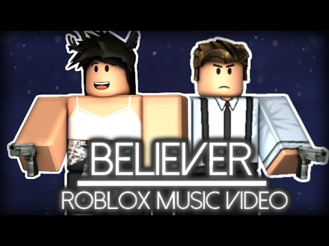 Believer-Roblox Music Video | Imagine Dragons |
