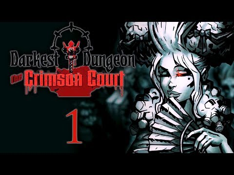Darkest Dungeon - Crimson Court DLC: 1 - The Courtyard, The Crocodillian!