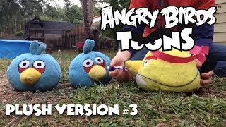 Angry Birds Toons (Plush Version) - Season 1: Ep 3 - Full Metal Chuck thumbnail