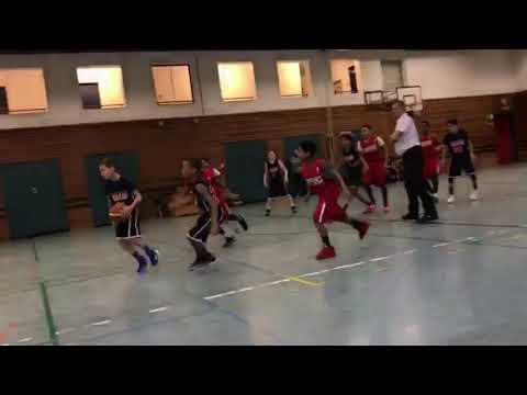 U12 Stuttgart Eagles Berlin Eastercup Tournament 2018 Team Highlights
