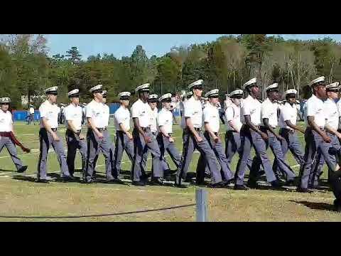 Fork Union Military Academy 2017 Parade