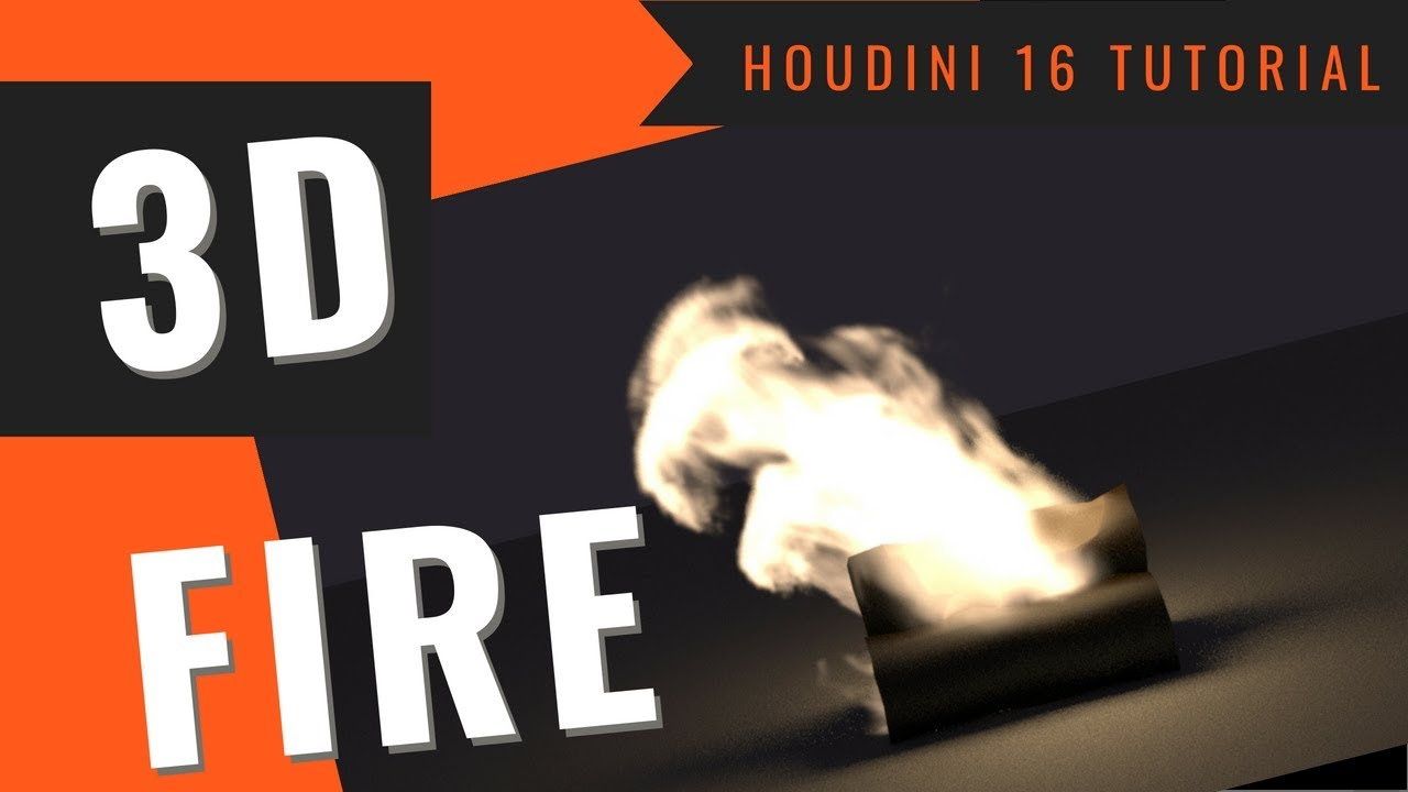 Learn How to Create Realistic 3D CG Fire Simulation – Your