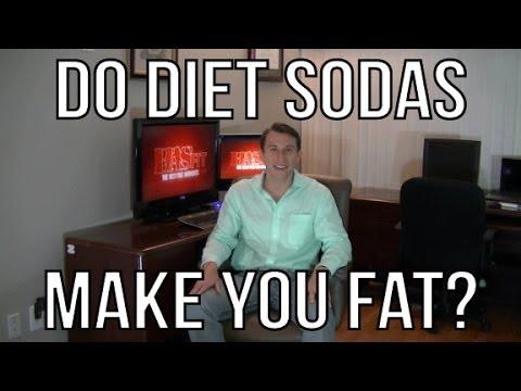 will diet pop make you gain weight