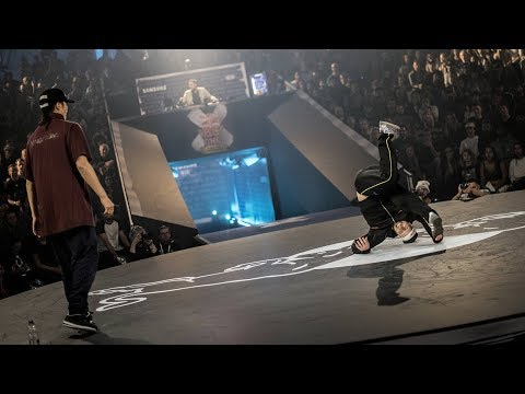 FINALS: Wing vs Menno | Red Bull BC One World Final 2017