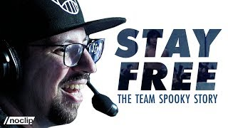 STAY FREE: The Team Spooky Story - Trailer